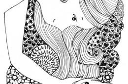 Various B&W Pen & Ink Drawings (2010-2011)