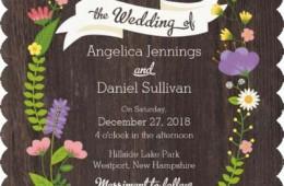 Various Wedding Invitations for Poptastic Bride