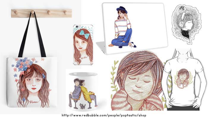 cynthia arre illustrations on redbubble