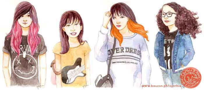 eraserheads daughters by cynthia bauzon arre