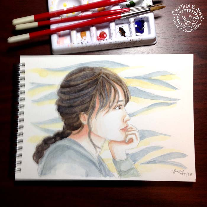 shin han art watercolor review