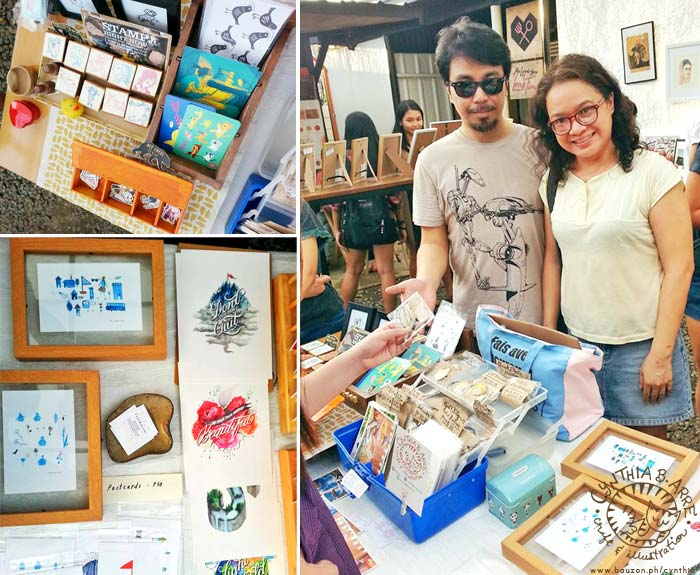 earnest and buddy zabala maginhawa streat food park art fair