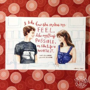 500 days of summer watercolor cynthia bauzon arre