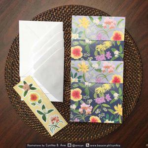 philippine flowers notecards